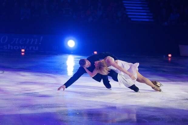 Во дворце спорта в САО пройдет шоу на льду