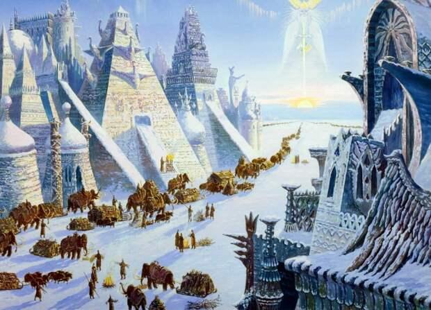 Новая столица России в Сибири