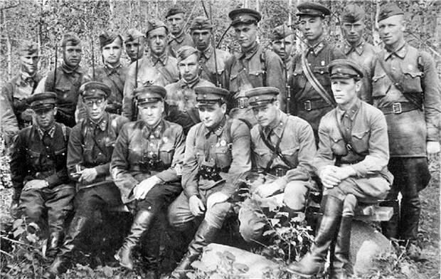 Как на самом деле НКВД воевал в Великую Отечественную