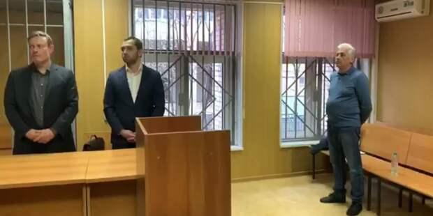 Арестован адвокат Абызова