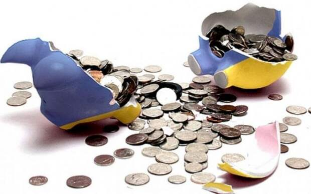 На Украине осенью ожидают дефолта