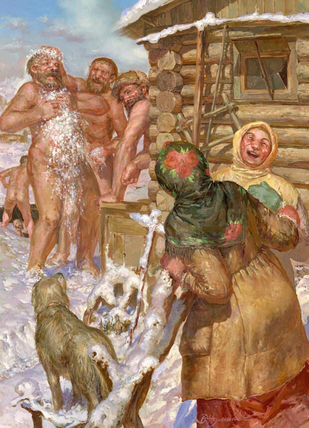 Табу для русской бани