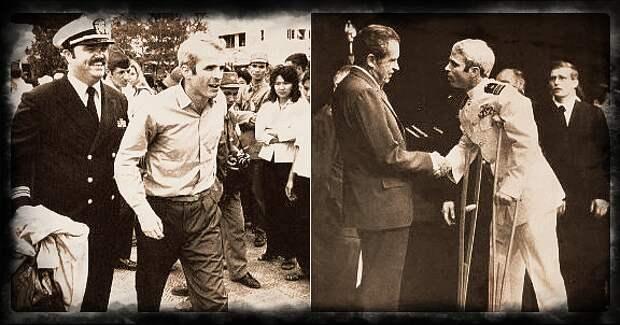 За что сенатору Маккейну в ГШ СССР предлагали присвоить звание Героя Советского Союза?