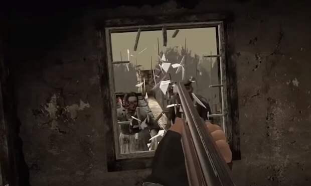 Разработчики опубликовали новый трейлер VR-версии Resident Evil 4