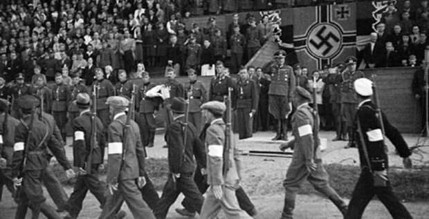 Алексей Гумилёв: Мирный план от которого жутко