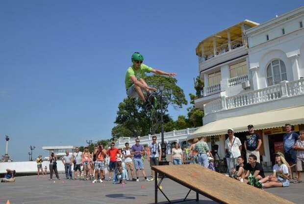 Роллер-фестиваль пройдет в Севастополе 6 сентября
