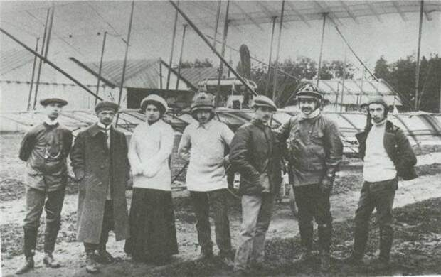 Русская авиатрисса