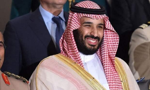 Саудовский Принц Мухаммед Бен Салман. Фото: cnbc.com