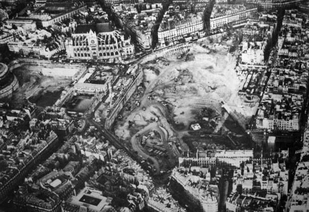 Еще один город откопали