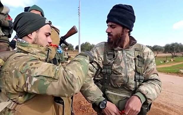 Перед штурмом Сирта в рядах турецких боевиков растет недовольство Анкарой