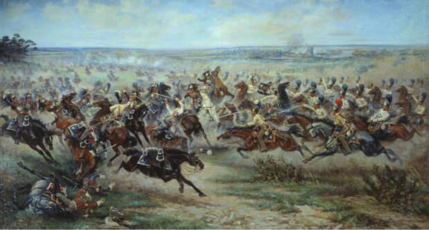Вернисаж исторической живописи *Воины былых сражений...* (ч.3)