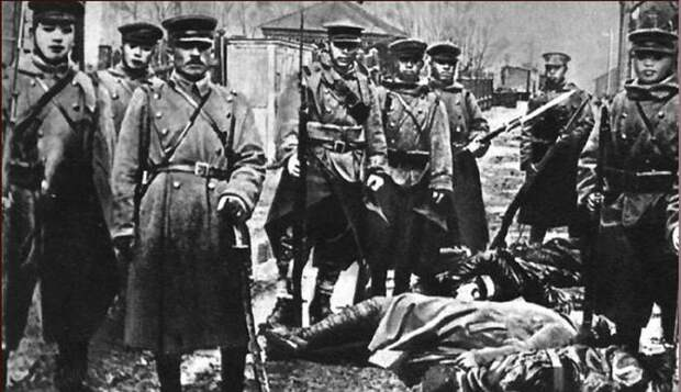 Страшная смерть Сергея Лазо в топке паровоза: правда или миф