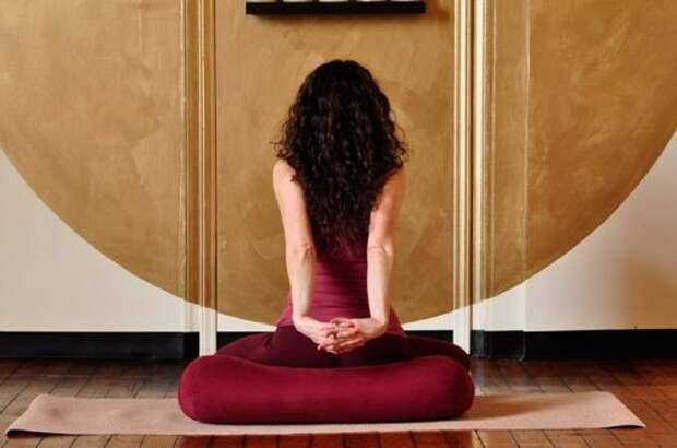 растяжка для расслабления и избавления от стресса