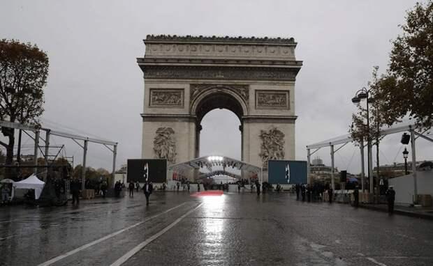 Пошлины на ввоз товаров из Франции США хотят обложить налогом