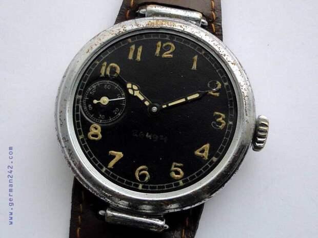 Кировские часы с радием