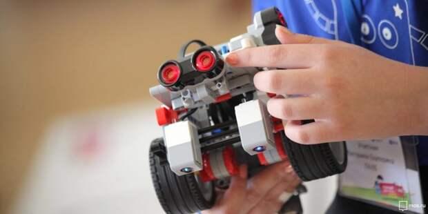 Команда из «Перспективы» победила в Чемпионате по робототехнике