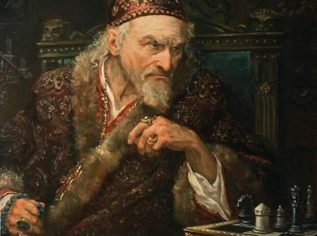 Документальный портрет Ивана Грозного