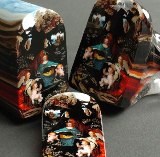 муррини картины из стекла лорена стампа (2)