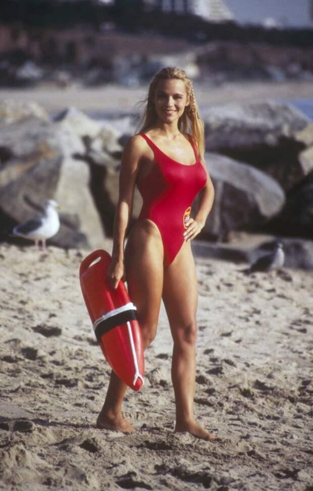 Памела Андерсон - 20 лет назад