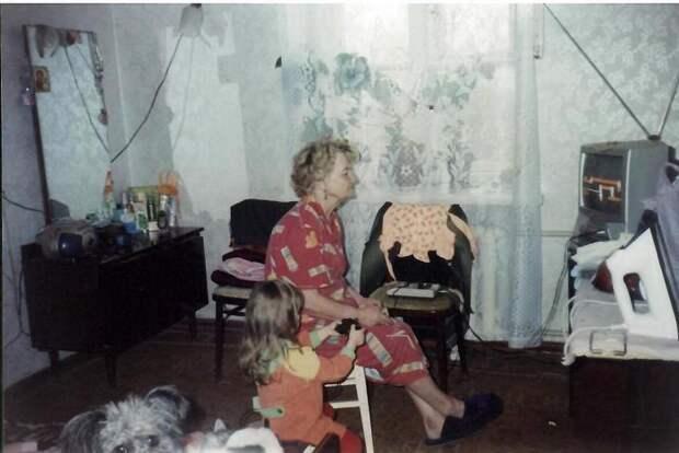 Интересные фотографии из 90-х