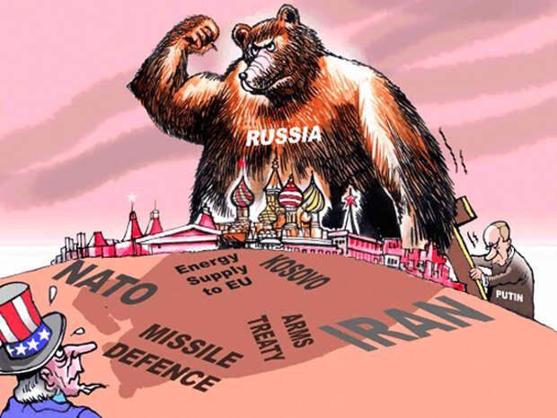 Происхождение «русского медведя»