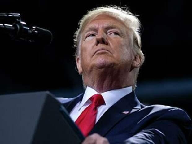 Трамп заявил, что без промедления изберет нового судью Верховного суда
