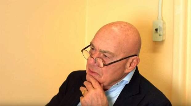 Познер назвал РПЦ тёмной, а Россию - страной без демократии