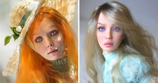 23 гиперреалистичных куклы, похожих на живых существ. Очаровательные игрушки для коллекционеров