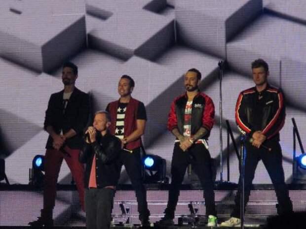 Backstreet Boys показали фанатам новую песню и клип после пятилетнего перерыва
