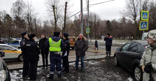 Борьба с РПЦ за землю довела москвичку до «скорой помощи»