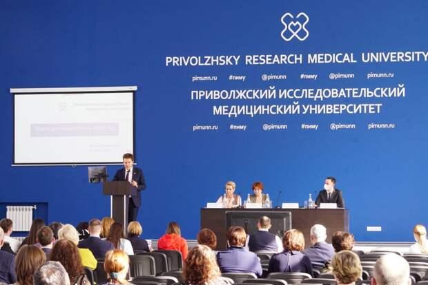 Давид Мелик-Гусейнов: «Наполнение системы здравоохранения кадрами— одна изключевых задач правительства региона»