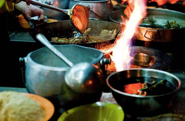 Вок в деле: готовим вкуснейшую еду