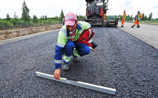 Российские дороги будут покрывать «суперасфальтом»