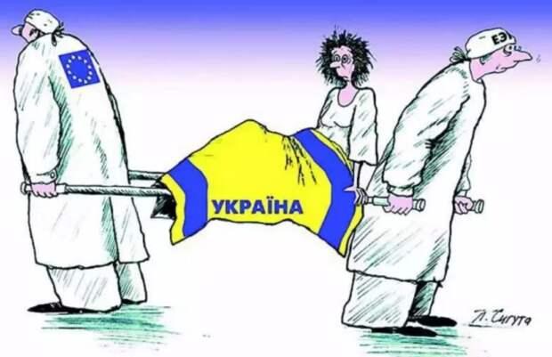 Ще не вмерла Україна, но всё же, тихо умирает