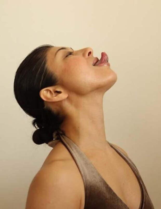 Избавляемся от двойного подбородка: экспресс-метод Мамада Йошико