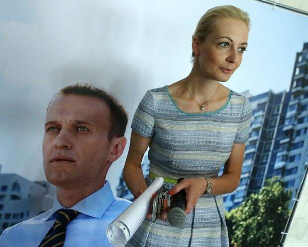 Юлия Навальная - дочь высокопоставленного чекиста, как утверждают всезнающие Собчаки