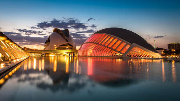 ТУРИЗМ. Самые красивые города Испании