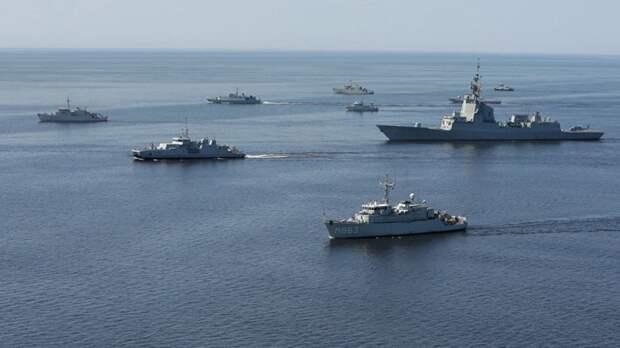 Корабли ВМФ РФ впервые за 10 лет примут участие в учениях со странами НАТО