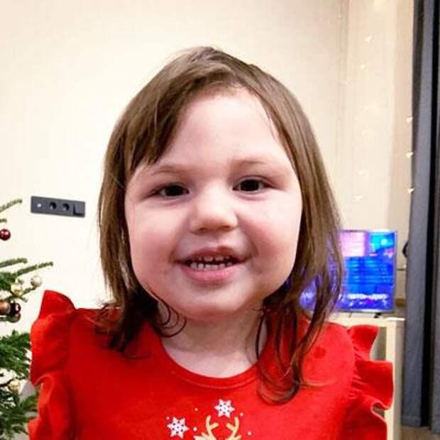 Соня Смирнова, 2 года, первичный иммунодефицит, аутоиммунный синдром, требуется консультация в медицинском центре Хадасса Медикал (Москва), 28756₽