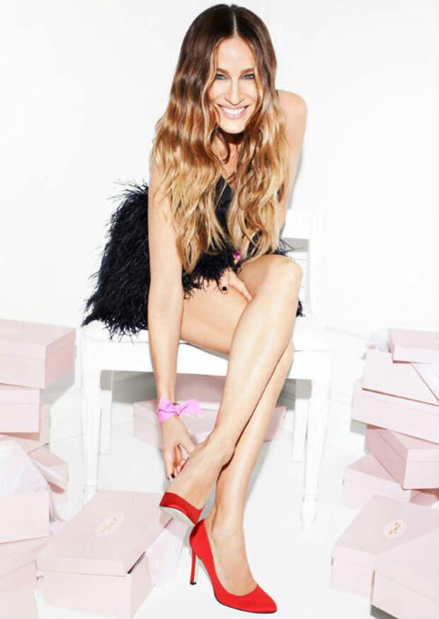 Как каблуки влияют на женское здоровье