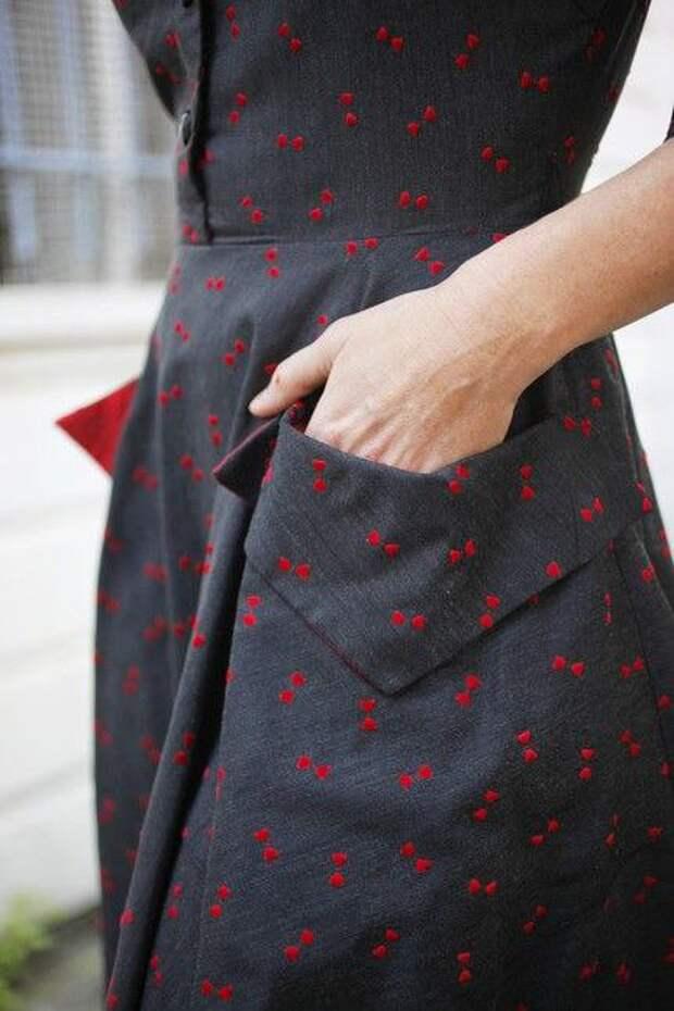 Детали — самая важная часть платья. 20 идей для реализации