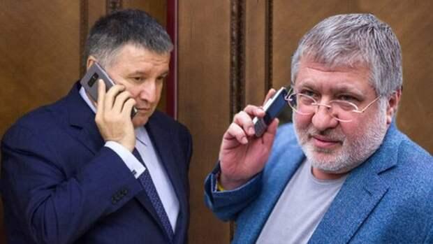 «Майдан Коломойского» и сценарий «Лукашенко-2» на Украине – русофоб в панике