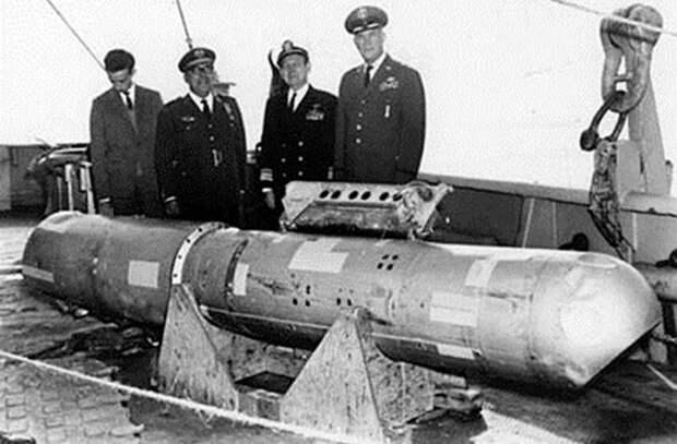 «Хромированный купол», или Как американцы термоядерные бомбы роняли