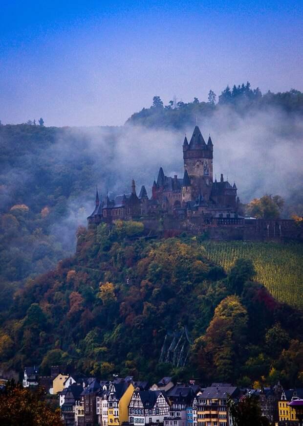 10 самых сказочных замков Германии, в каждом из которых хочется провести хотя бы ночь