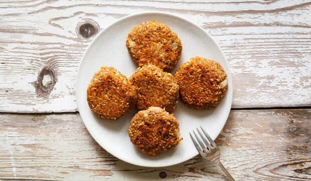 Гречневые котлеты с картошкой —простой рецепт правильного питания