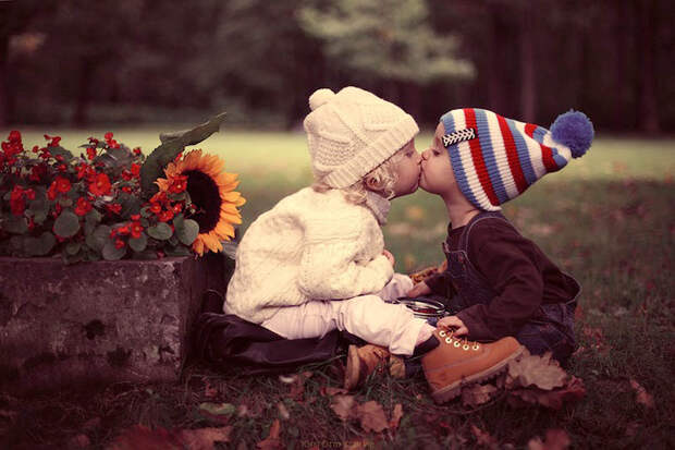 Невероятно очаровательные детские фотографии