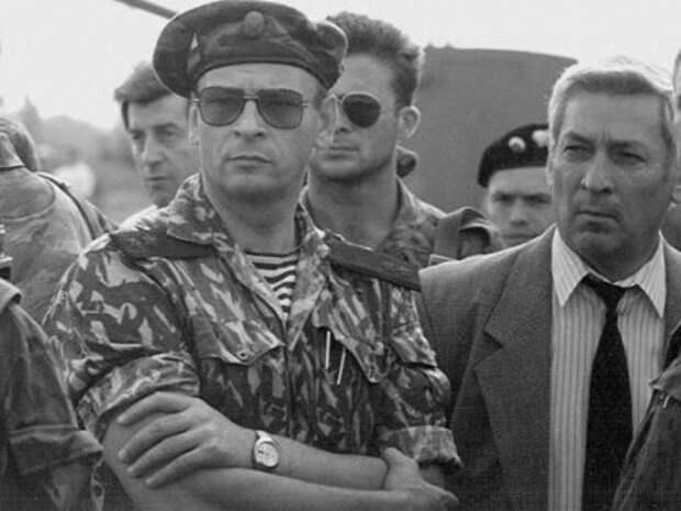 3 боевых генерала, которые лучше всего проявили себя на Первой чеченской