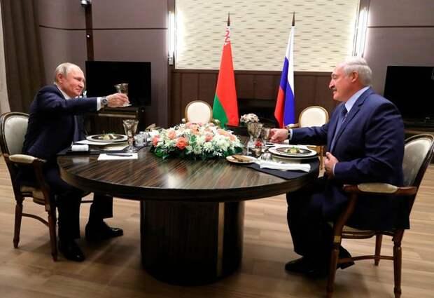 Александр Роджерс: О встрече Путина и Лукашенко