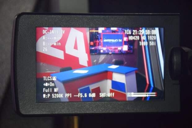 В Феодосии торжественно открыли телеканал «Восточный Крым 24»