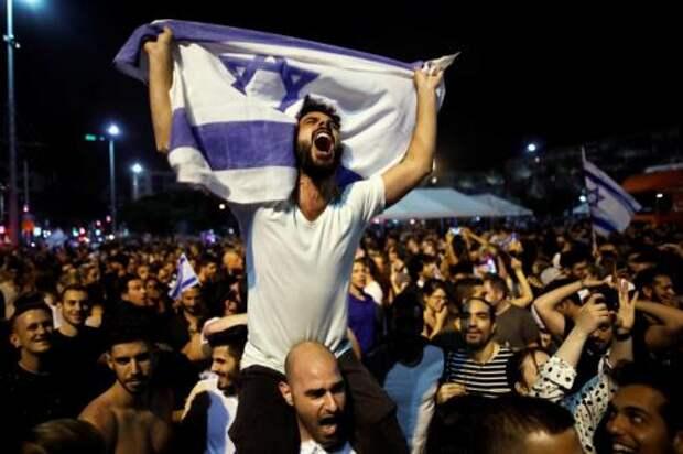 Исландцы требуют бойкотировать «Евровидение» в Израиле